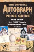 The Official Autograph Collector Price Guide - Kevin Martin - Paperback