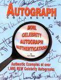 Autograph Collector : Mor Celebrity Autograph Authentication - Authentic Examples of over 1,...