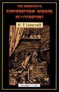 Annotated Supernatural Horror in Literature