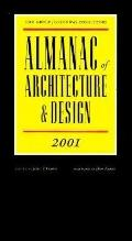 Almanac of Architecture & Design 2000 - James P. Cramer - Paperback