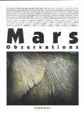Mars Observations: Judge, Science