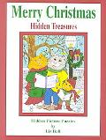 Merry Christmas Hidden Treasures Hidden Picture Puzzles