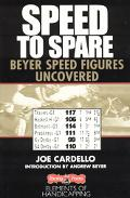 Speed to Spare Beyer Speed Figures Uncovered