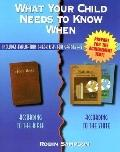 What Your Child Needs to Know When According to the Bible-according to the State