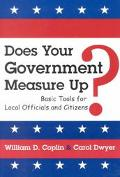 Does Your Government Measure Up? Basic Tools for Local Officials and Citizens