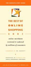 The BizRate.com Guide: The Best of Online Shopping 2001