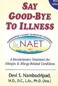 Say Good-Bye to Illness