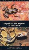 Guide to Amphibians and Reptiles of Costa Rica