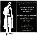 Darlington Substitution Scandal Sherlock Holmes and the Reichenbach Secret