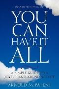 You Can Have It All 4th Revised. Ed.
