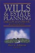Wills & Estate Planning Oregon Handbook