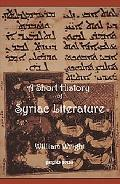 Short History of Syriac Literature