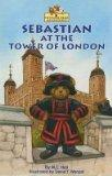 Sebastian at the Tower of London (Suitcase Bear Adventures)