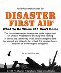 Disaster First Aid Instructor Kit CD : Powerpoint Presentation