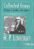 H. P. Lovecraft Collected Essays  Amateur Journalism