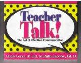 Teacher Talk! (School Talk, 1)