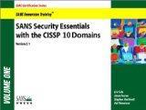 SANS Security Essentials with CISSP CBK (Set of 2; Version 2.1)