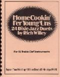 Home Cookin' — 24 Dixie Jazz Duets for B-flat Instruments