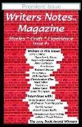 Writers Notes Magazine