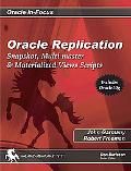 Oracle Replication Snapshot, Multi-Master & Materialized Views Scripts