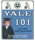 Yale 101 My First Text-Board-Book