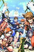 Rival Schools 1 Taiyo High