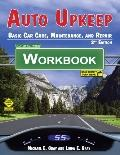 Auto Upkeep (Workbook)