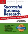 Successful Business Research Straight to the Numbers You Need - Fast!