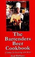 Bartenders Beer Cookbook