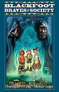 Blackfoot Braves Society Spirit Totems