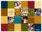 The Thinkbin Family Calendar August 2004-December 2005: The Perfect Organizer For Busy Families