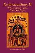 Ecclesiasticus II Orthodox Icons, Saints, Feasts And Prayer