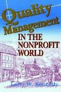 Quality Management in the Nonprofit World