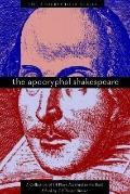 Apocryphal Shakespeare