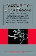 Security In The Boardroom