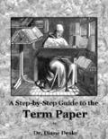 Step-by-Step Guide to the Term Paper