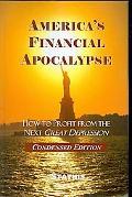 America'S Financial Apocalypse