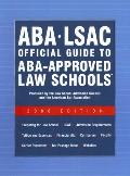 Aba - Lsac Official Guide to Aba-approved Law Schools 2008