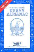 Cosmo Doogood's Urban Almanac, 2007 Celebrating Nature & Her Rhythms in the City