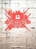 Stencil Graffiti Capital Melbourne