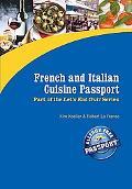 French and Italian Cuisine Passport