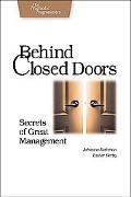 Behind Closed Doors Secrets Of Great Management