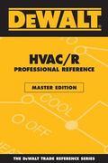 Dewalt HVAC/R Professional Reference Master Edition