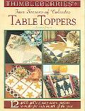 Thimbleberries Four Seasons of Calendar Table Toppers