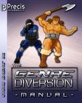 The genreDiversion Manual: The easy to learn universal tabletop roleplaying game.