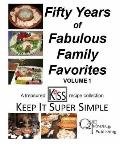 Fifty Years of Fabulous Family Favorites