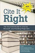 Cite It Right