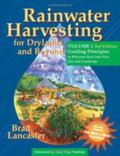 Rainwater Harvesting for Drylands and Beyond, Volume 1, 2nd Edition : Guiding Principles to ...