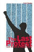 Last Protest Lee Evans in Mexico City