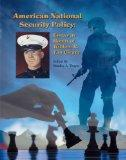 American National Security Policy: Essays in Honor of William R. Van Cleave